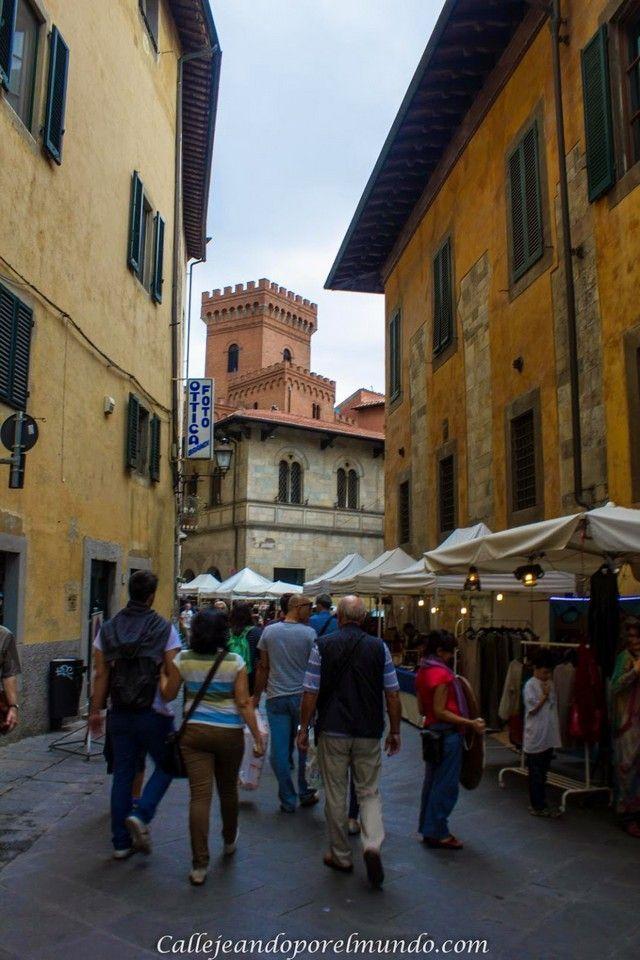 Pisa calle