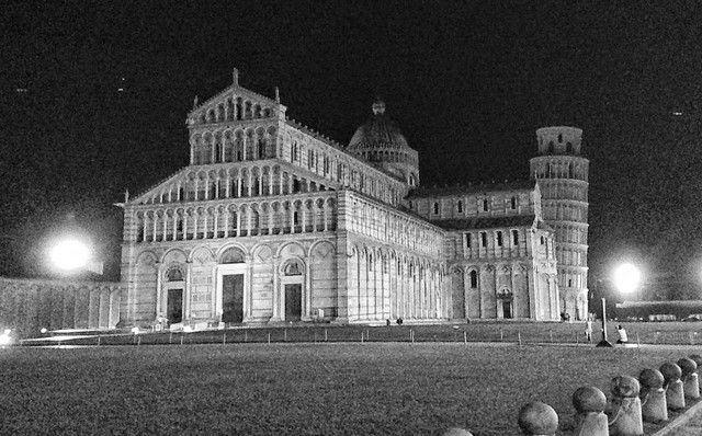 Pisa de noche 2