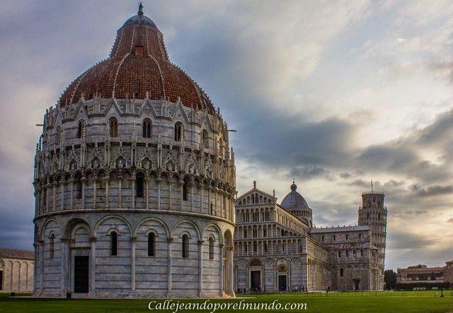 Pisa detalle