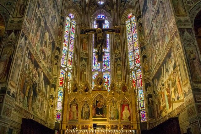 Florencia Basílica de la Santa Croce