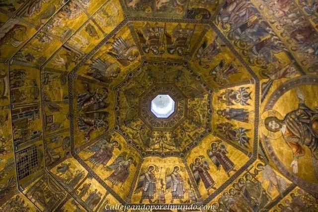 florencia Baptisterio