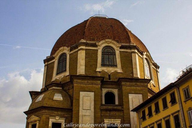 florencia Basílica de San Lorenzo