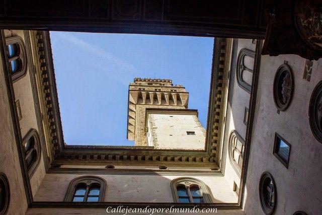 florencia-Palacio Vecchio torre