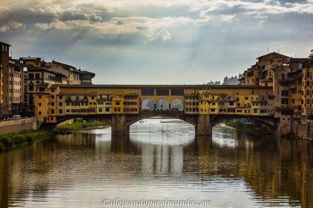 florencia-Ponte vecchio