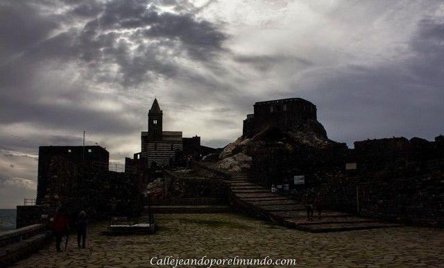 portovenere castillo