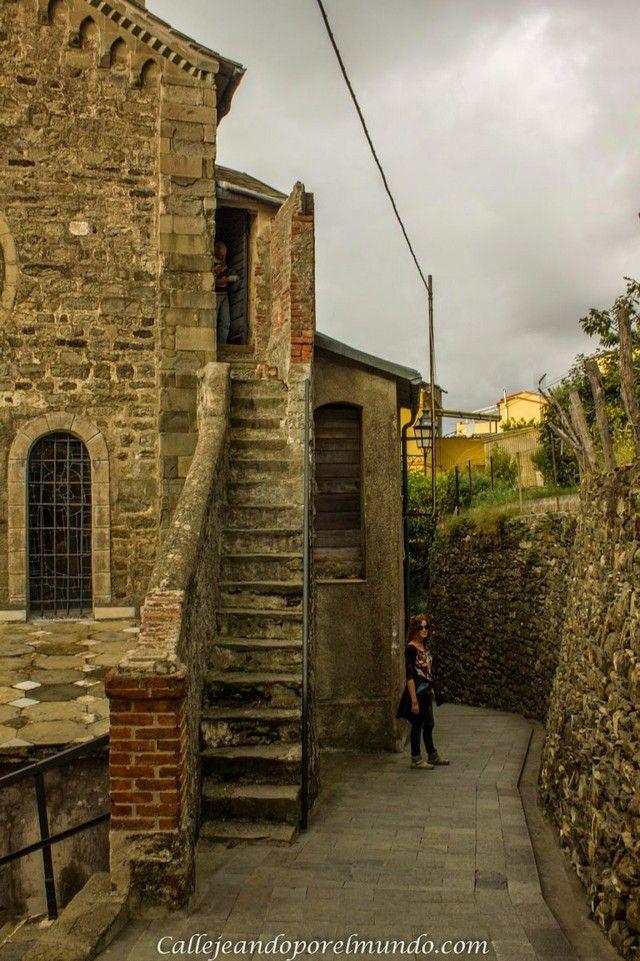 Calle de Corniglia