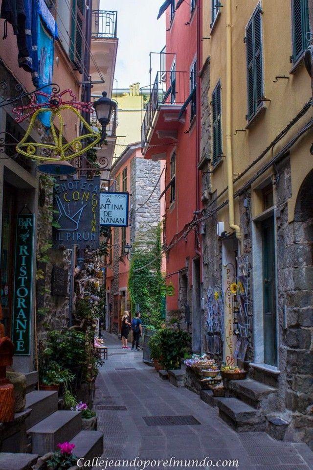 Callejon de Corniglia