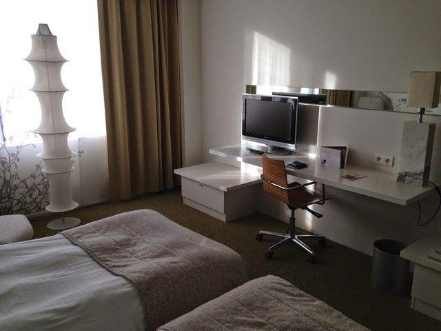 Habitacion Hotel Bloom detalle