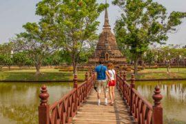 sukhotai tailandia portada