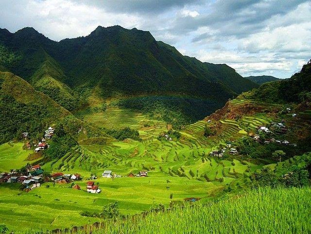 Los arrozales de Banaue y Batad