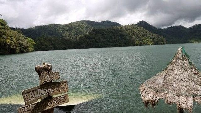 Twin Lakes, en el parque Natural de Balinsasayao