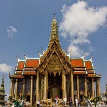 Recuerdos de Tailandia
