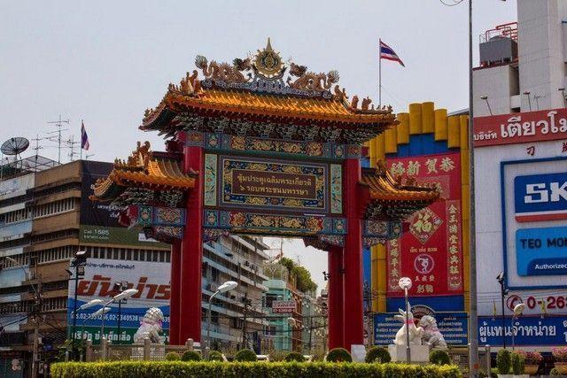 puerta china bangkok