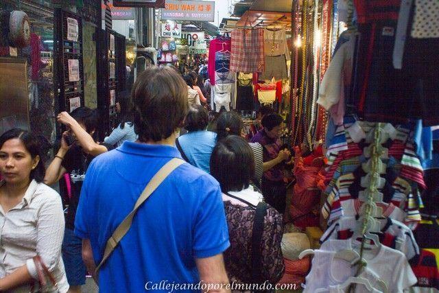 Mercados de Hong Kong