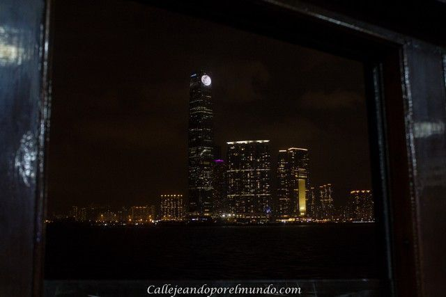 ferry kowloon hong kong