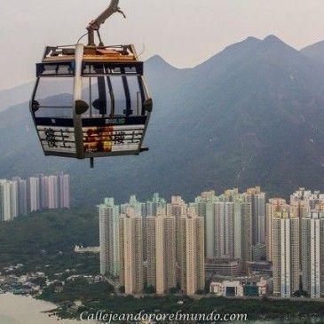 El Gran Buda de Lantau, y más. Hong Kong
