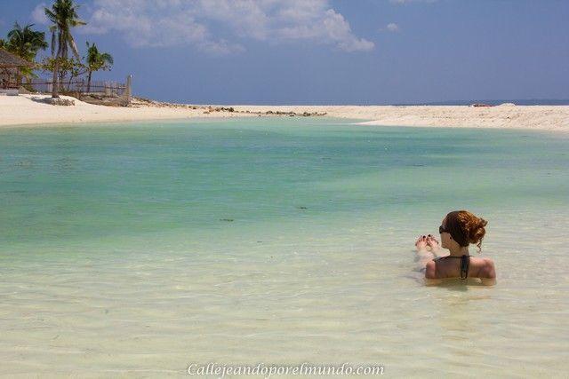 aguas de filipinas bantayan island