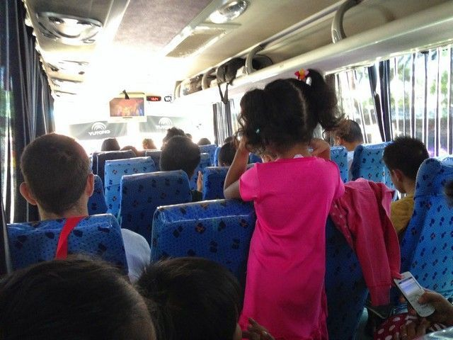 autobus de cebu a haganaya