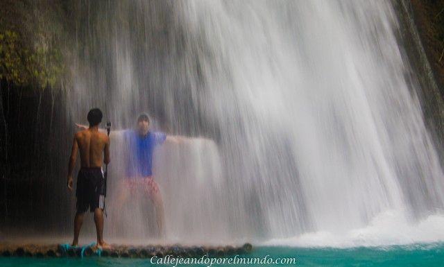 bajo las kawasan falls moalboal cebu