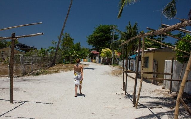 calles de santa fe bantayan island filipinas