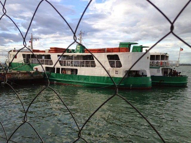 ferry de hagnaya a bantayan filipinas