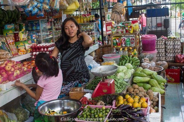 mercado bantayan island cebu filipinas
