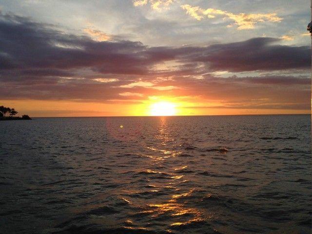 puesta de sol ferry bantayan filipinas