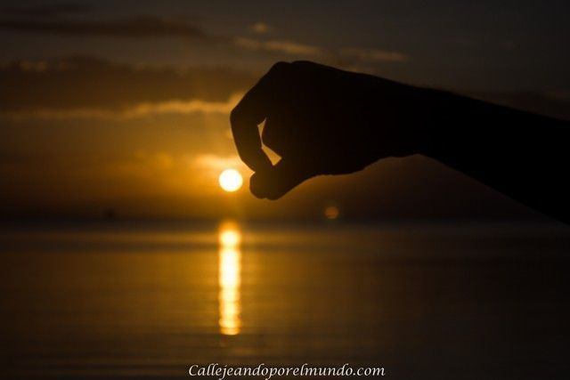 puesta de sol playa paliton siquijor