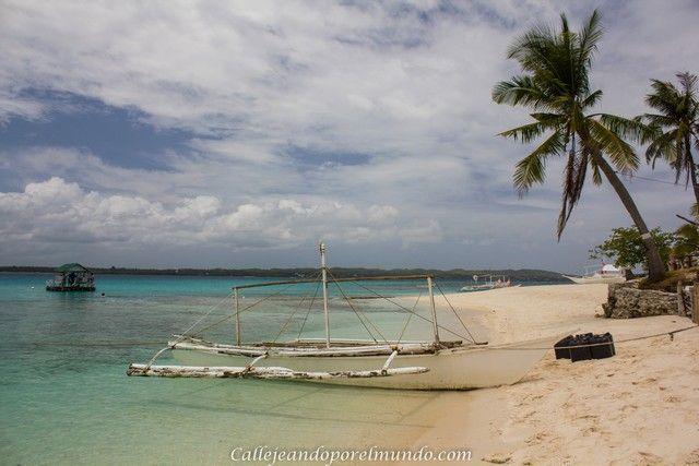 tormenta virgin island bantayan filipinas