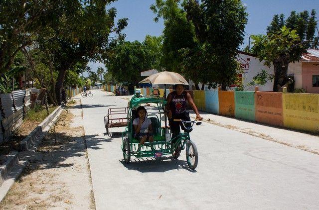 triciclo santa fe bantayan island filipinas