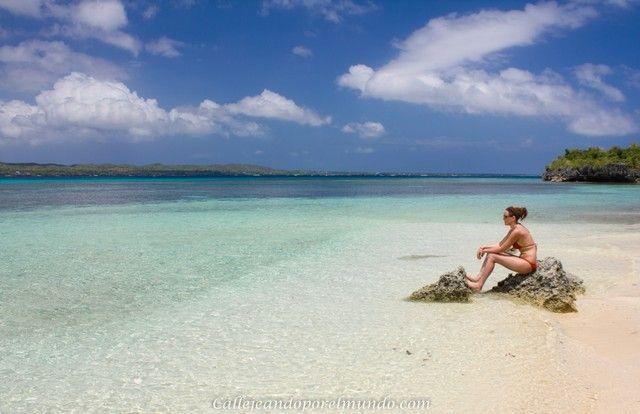 virgin island bantayan filipinas