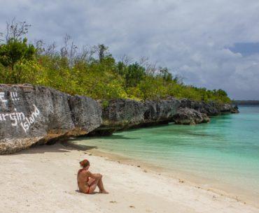 white beach bantayan island portada