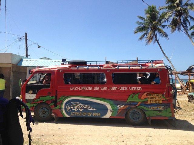 autobus siquijor filipinas