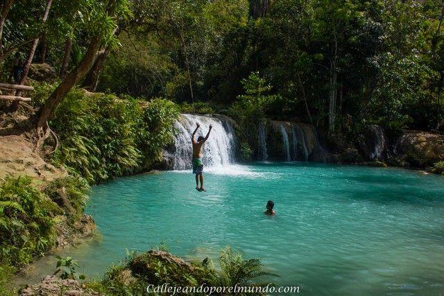cabugahay falls siquijor filipinas