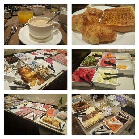 desayuno rafael hoteles atocha