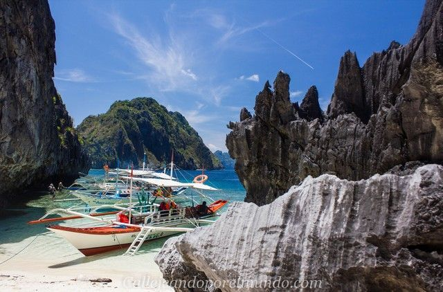 playa Mantiloc shire tour c el nido filipinas 1