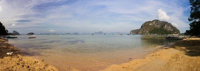 playa de corong corong el nido filipinas