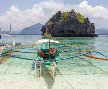 tour A en el nido filipinas