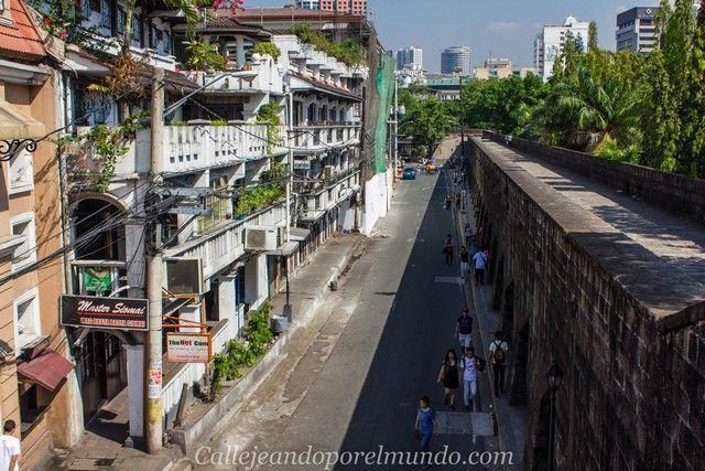 calles de intramuros filipinas manila (2)