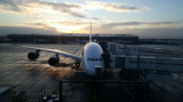 Volando a Singapur con British Airways