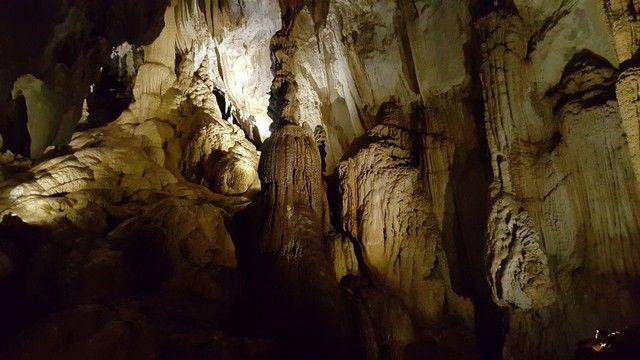 interior lang cave gunung mulu borneo malasia 2