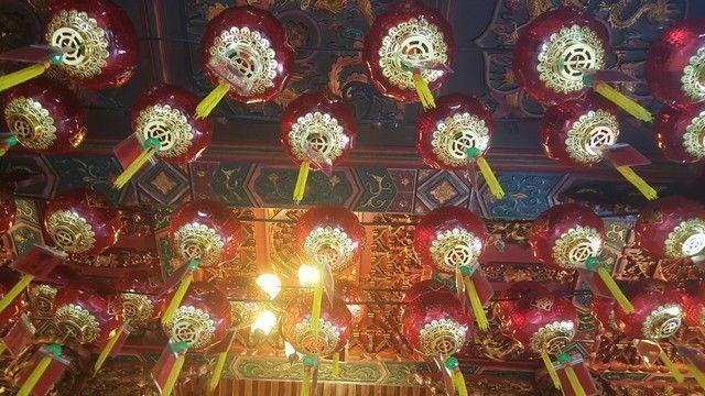 templo chino kuching malasia