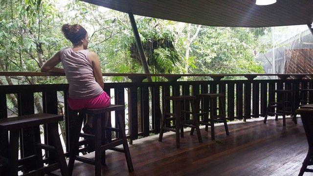gunung mulu national park cafeteria borneo malasia