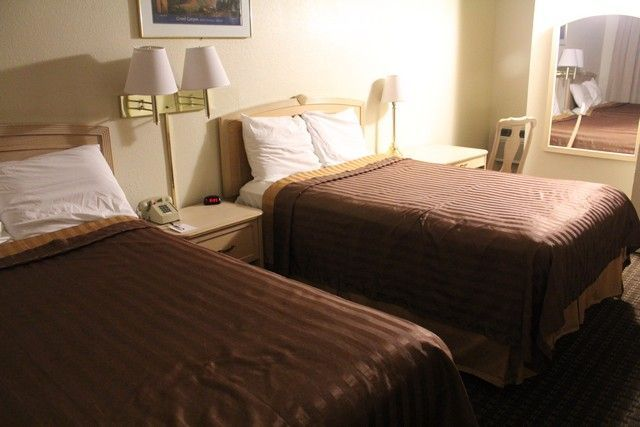 hoteles costa oeste de eeuu williams grand canyon travelodge