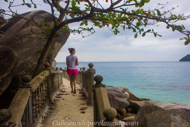 camino a teluk kk beach perhentian besar