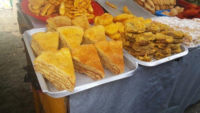 comida mercado filipino kota kinabalu borneo malasia