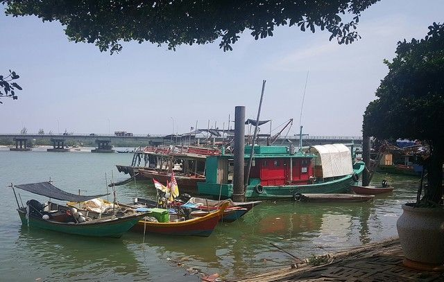 puerto Kuala Besut Malasia