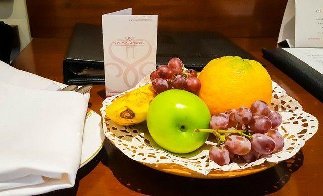 detalle de frutas sarova panafric nairobi kenia