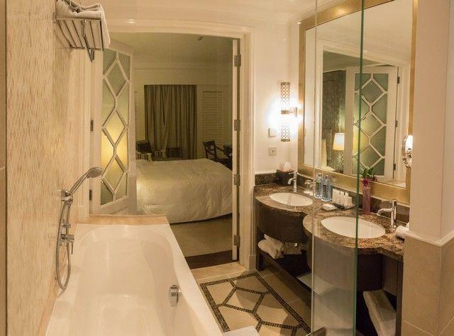 hotel villa rosa kempinski nairobi baño