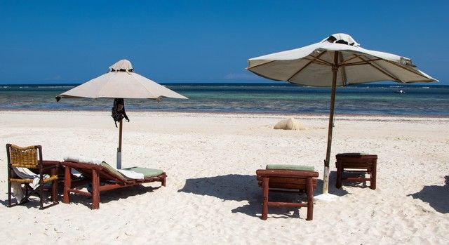 playa the sands at chale island diani beach kenia
